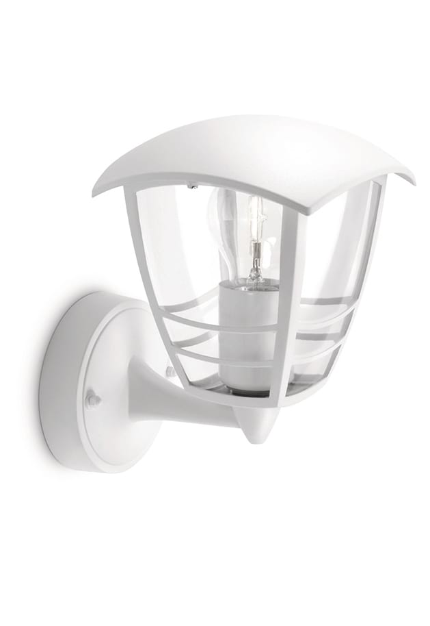Image of   Philips myGarden Creek Væglampe op Hvid