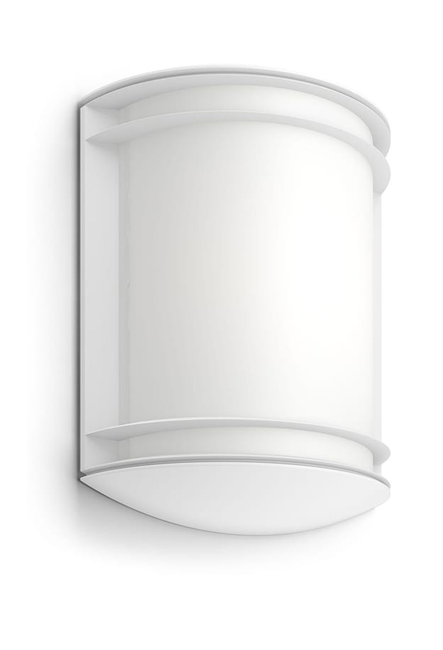 Image of   Philips myGarden Antelope Væglampe LED Hvid