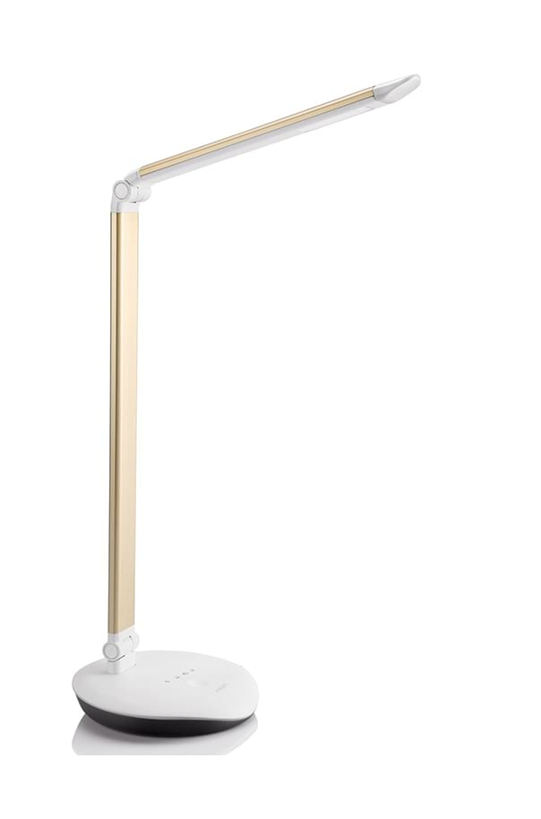 Image of   Philips Lever Bordlampe LED Guld