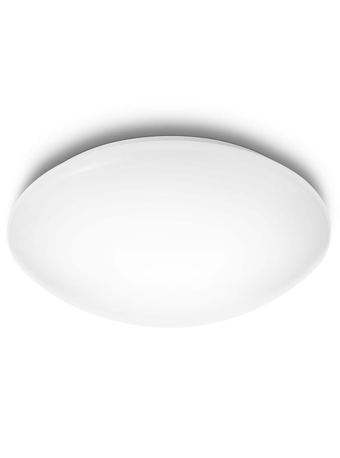 Philips myLiving Suede Loftslampe LED 50cm Hvid