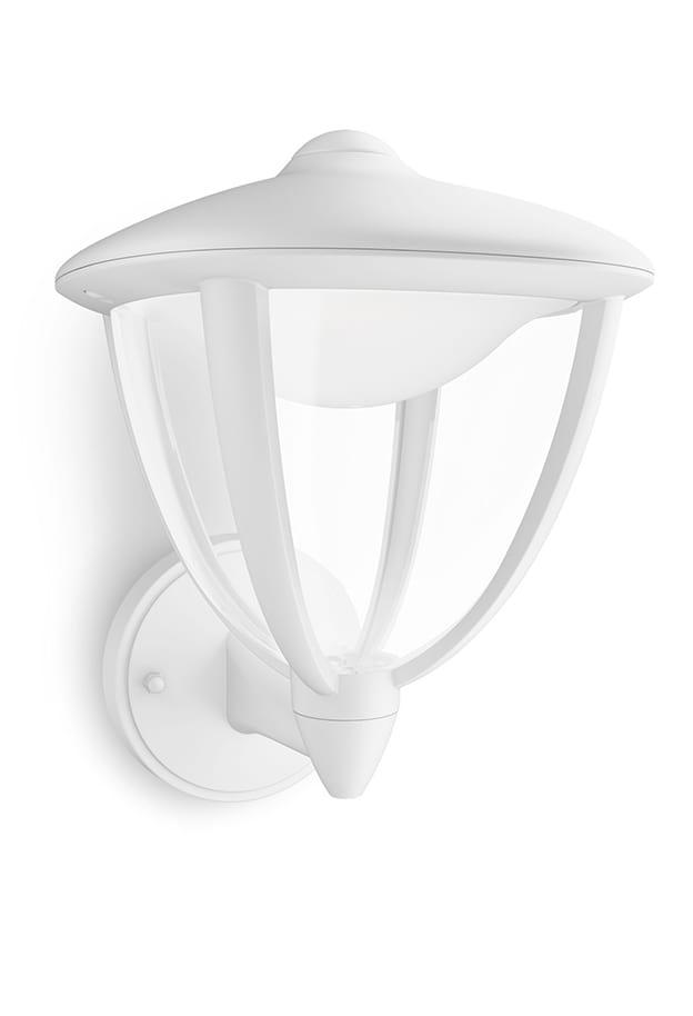 Image of   Philips myGarden Robin Væglampe LED Hvid