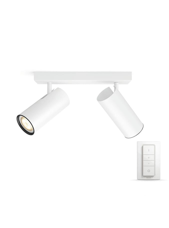 Image of   Philips Hue Buratto 2-Spot