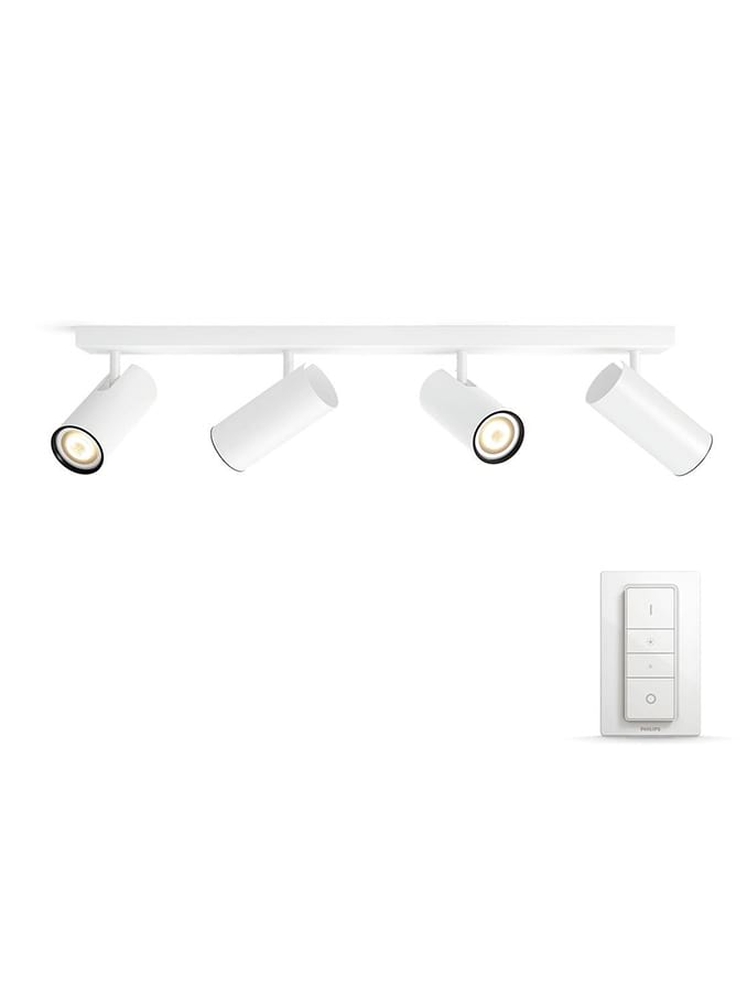 Image of   Philips Hue Buratto 4-Spot