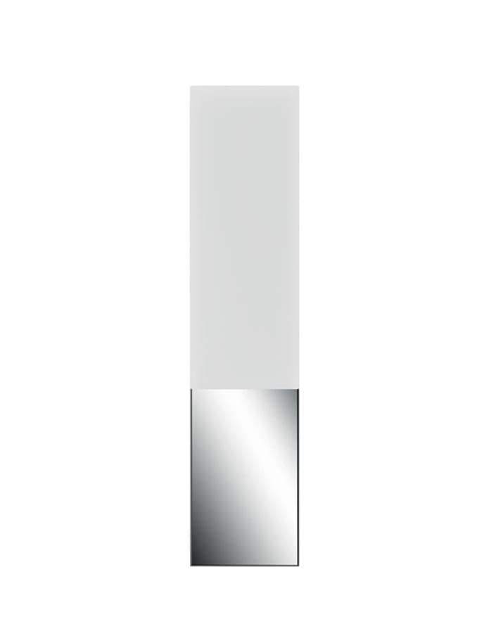 Image of   Philips myBathroom Seabird Væglampe LED vandret Krom