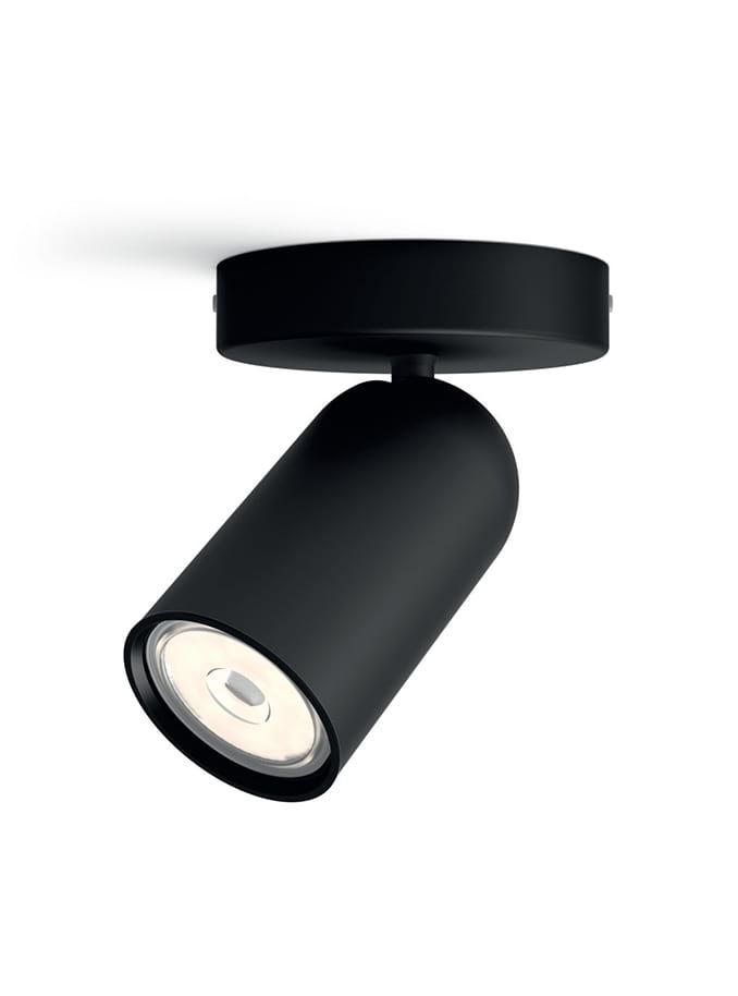 Philips myLiving Pongee Spot LED Sort