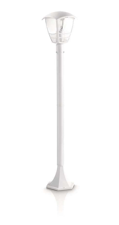Image of   Philips myGarden Creek Stander-/søjlelampe høj Hvid