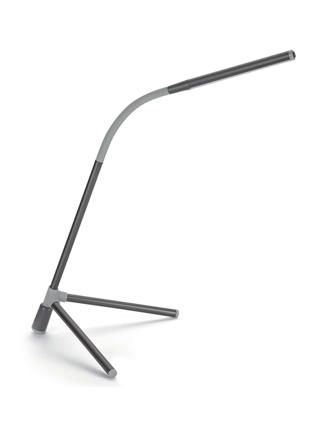 Image of   Philips Geometry Bordlampe LED Antracit