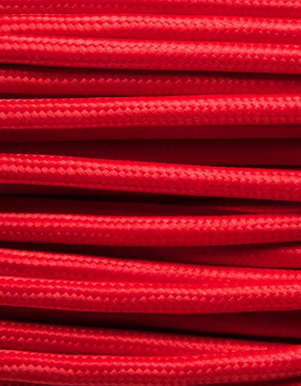 Image of   Rød stofledning