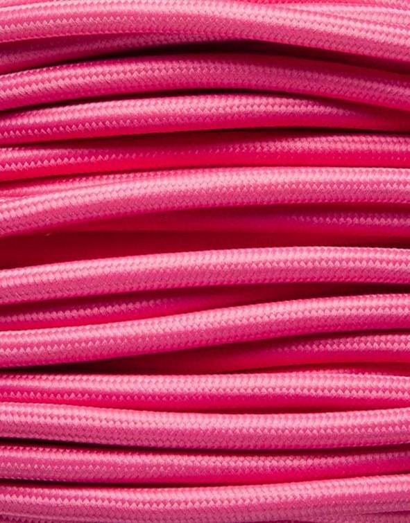 Image of   Pink stofledning