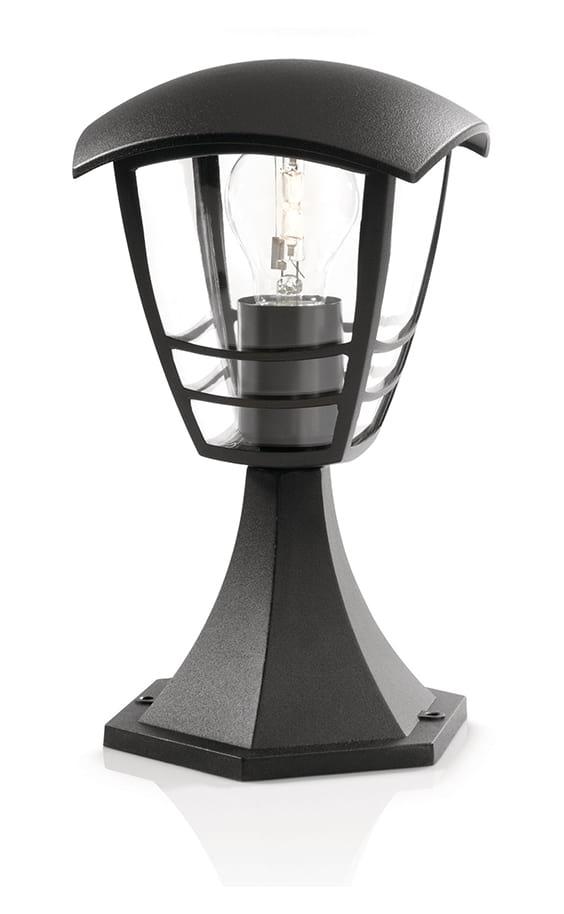 Image of   Philips myGarden Creek Stander-/søjlelampe lav Sort