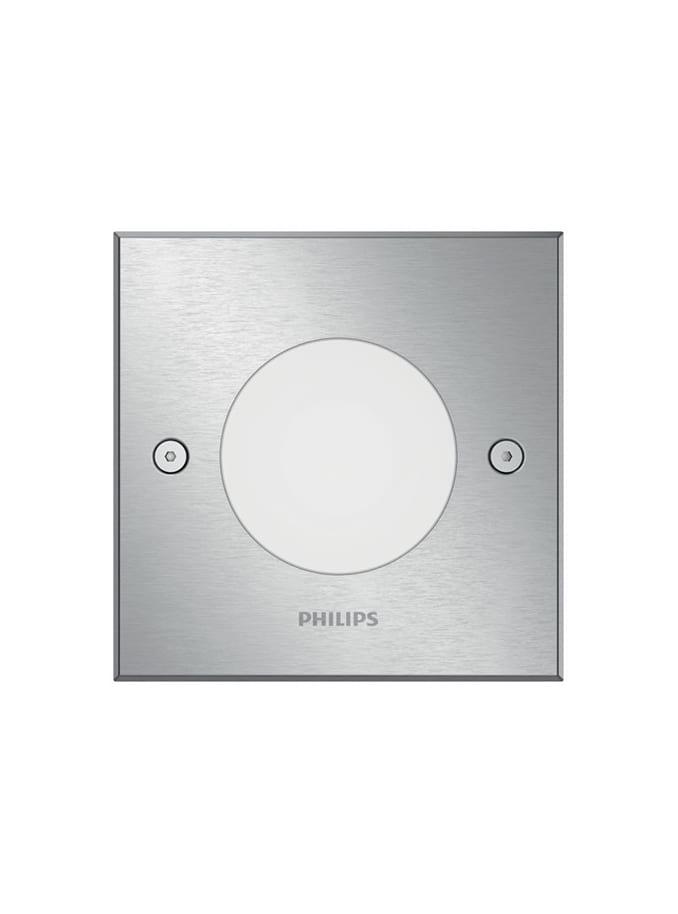 Image of   Philips myGarden Crust Indbygningsspot LED Rustfri