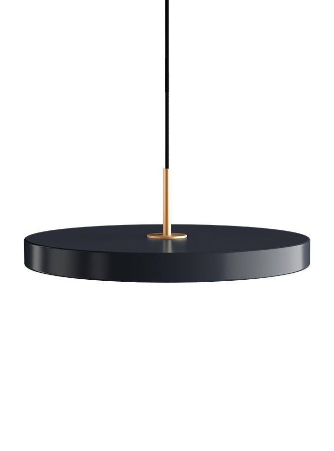 Image of   UMAGE Asteria LED Pendel - Anthracite Grey