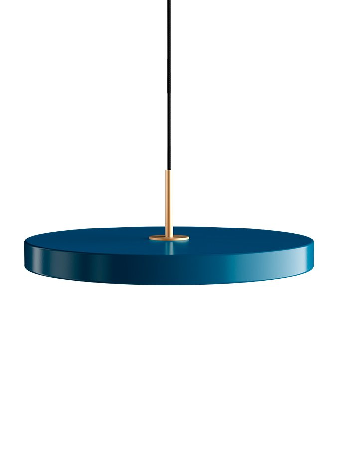 Image of   UMAGE Asteria LED Pendel - Petrol Blue