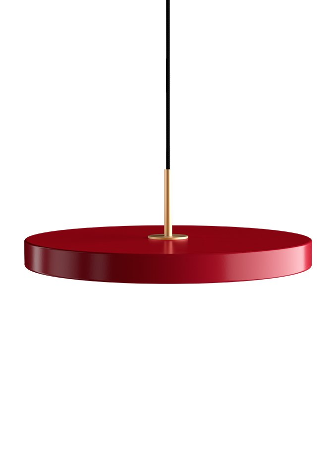 Image of   UMAGE Asteria LED Pendel - Ruby Red