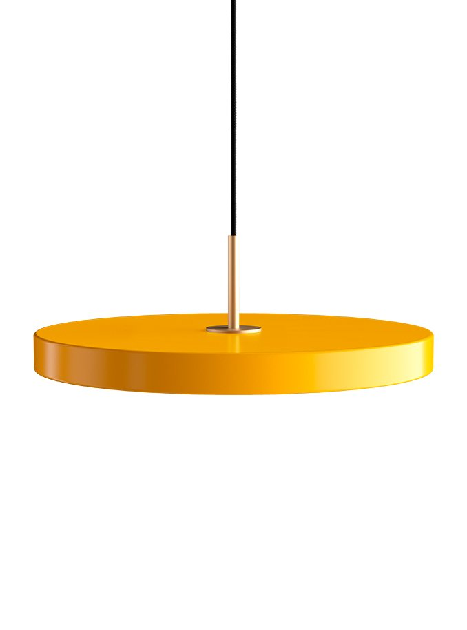 Image of   UMAGE Asteria LED Pendel - Saffron Yellow