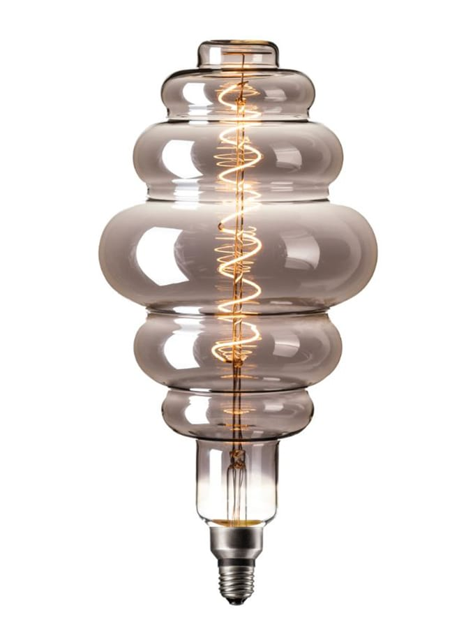 Image of   Calex XXL Paris LED lampe - Titanium - 6W