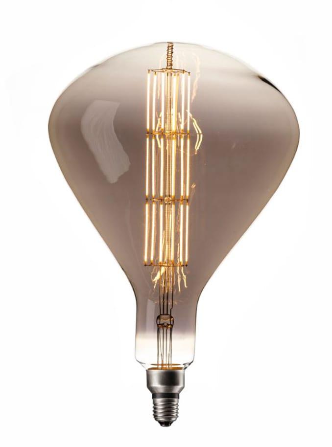 Image of   Calex XXL Sydney LED lampe - Titanium - 8W