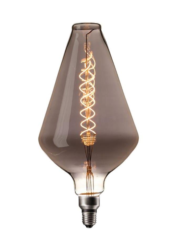 Image of   Calex XXL Vienna LED lampe - Titanium - 6W