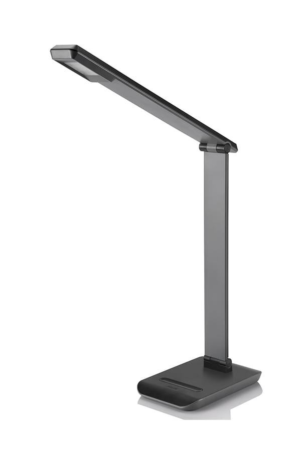 Image of   Philips Crane Bordlampe LED Sort