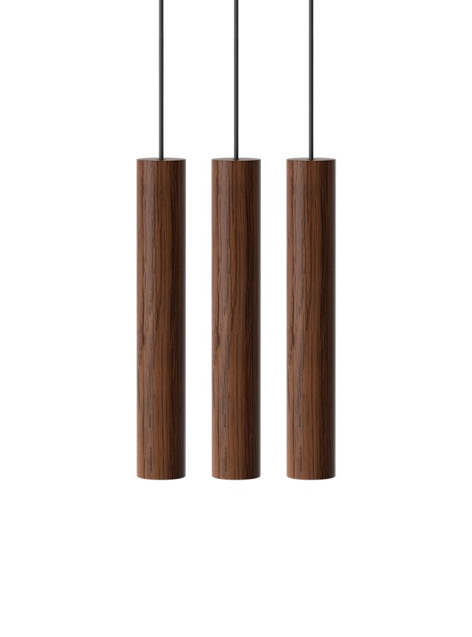 Image of   UMAGE Chimes Cluster 3 - Dark Oak