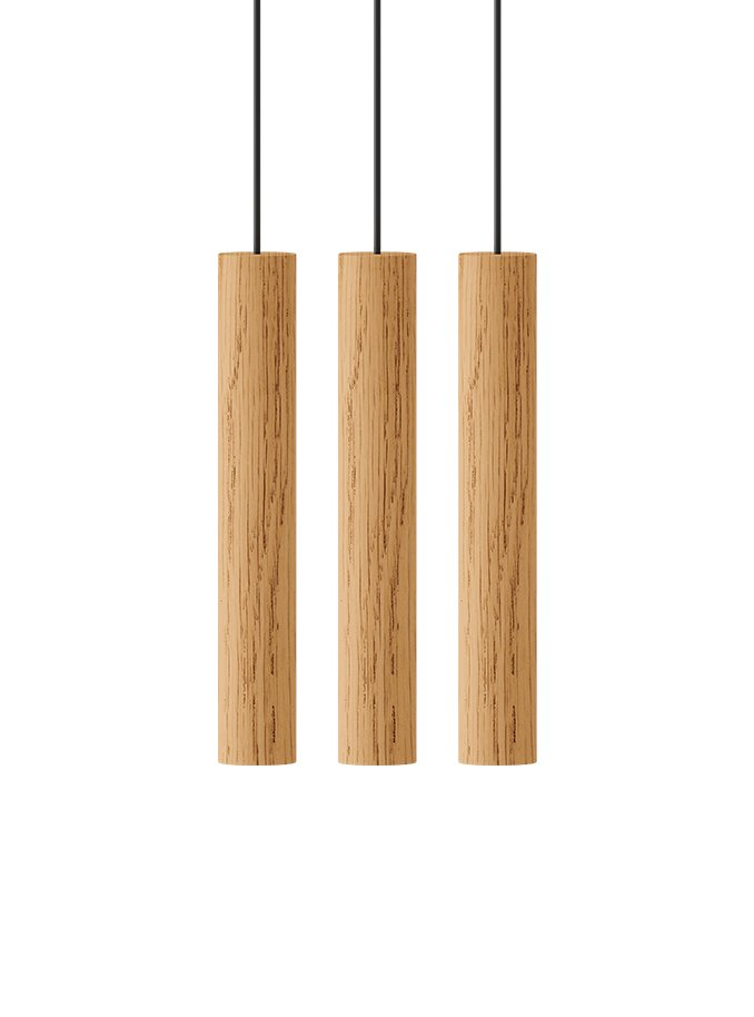 Image of   UMAGE Chimes Cluster 3 - Oak