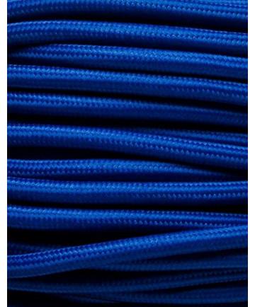 Blå stofledning