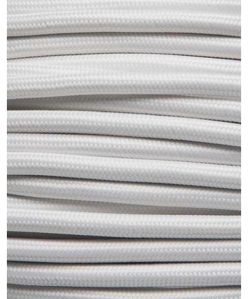 Hvid stofledning