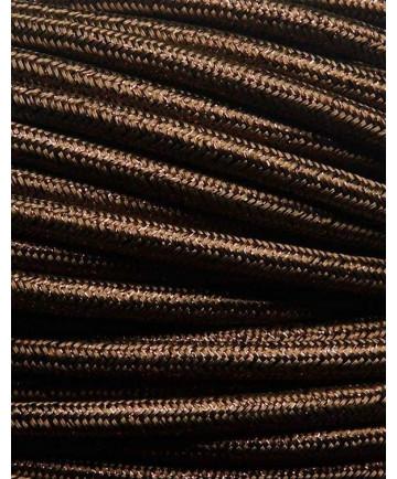 Brun glimmer stofledning