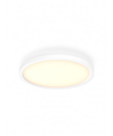 Philips Hue Aurelle Rund LED panel / plafond lampe - Ambiance