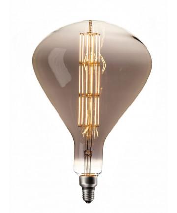 Calex XXL Sydney LED lampe - Titanium - 8W