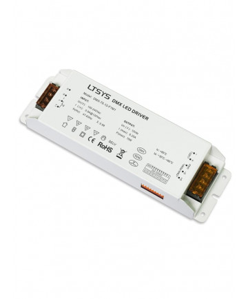 75W LED DMX / RDM Driver Strømforsyning