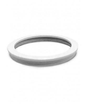 HiluX - Front-ring til LED spot - hvid