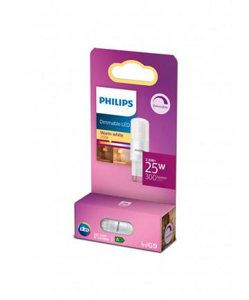 G9 - Philips LED Stiftpære 2.6W - 300lm
