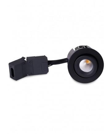 HiluX D12 indbygningsspot - inkl. Ra96 LED lyskilde