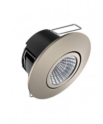 HiluX D6 LED Spot - 2700K - Børstet (Full Spectrum)