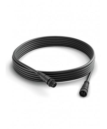 Philips Hue Outdoor lavvolt low volt forlængerkabel - Gratis levering