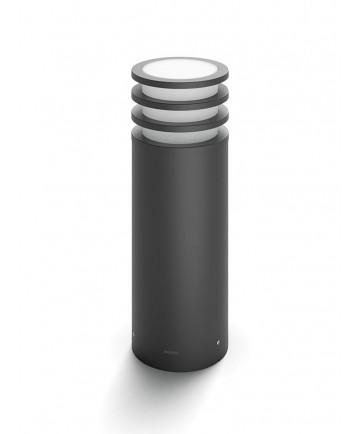 Philips Hue Outdoor Lucca - Bedlampe / Pedestal, 40cm - Udendørs - Gratis levering