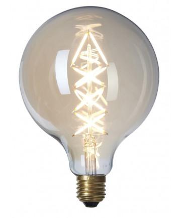 E27 - NielsenLight LED Globe pære - 6W