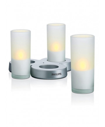 Philips Imageo CandleLight - 3 stk
