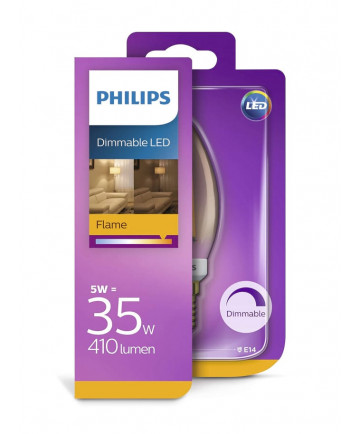 Philips Kerte LED - 5W