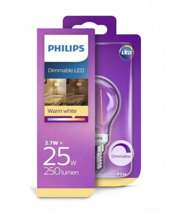 Philips Krone LED - 2.7W (dæmpbar)
