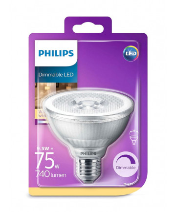 Philips LED Reflektor - 9.5W