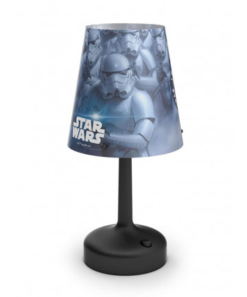 Philips Star Wars Stormtrooper LED bordlampe