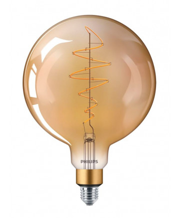 Philips Vintage Globe LED - 6.5W