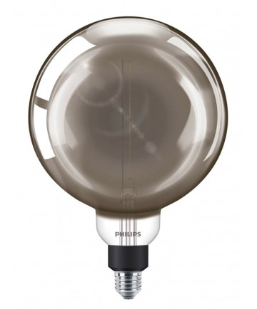 Philips Vintage Globe LED - 6.5W (Smoky)