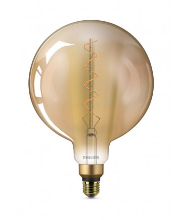 E27 - Philips Vintage XXL Globe LED - 5W