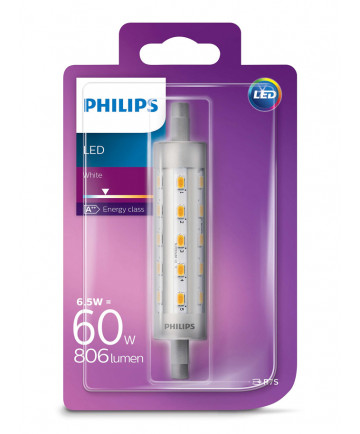 R7S - Philips - 6.5W -118mm.