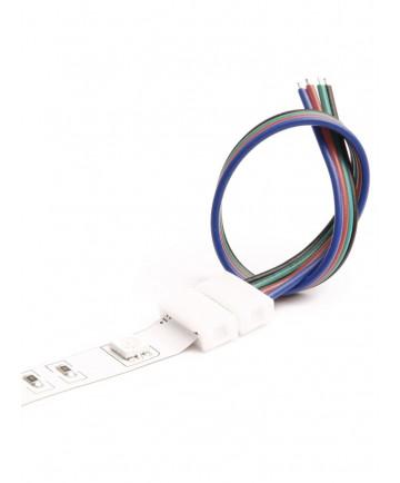 RGB LED SmartClip m. ledning