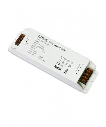 75W LED Triac Driver Strømforsyning diagram
