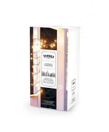 Udendørs Tivoli LED lyskæde